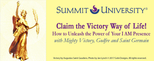Claim the Victory Way of Life! Summer SU 2017